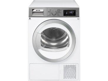 Smeg Wärmepumpentrockner DHT83LIN A+++ (A+++ bis D) Einheitsgröße weiß Trockner Haushaltsgeräte