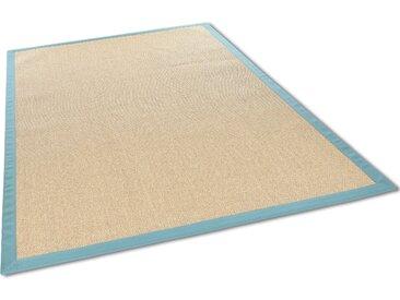 THEKO Sisalteppich Sisalo, rechteckig, 8 mm Höhe, Obermaterial: 100% Sisal, Wohnzimmer 190x290 cm, beige Schlafzimmerteppiche Teppiche nach Räumen