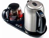 Hanseatic Wasser-/Teekocher 30921338, 2200 W Einheitsgröße silberfarben Küchenkleingeräte SOFORT LIEFERBARE Haushaltsgeräte