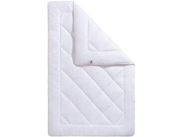 Naturhaarbettdecke, Yak, Irisette Sale, Bezug: 100% Baumwolle weiß, 200x200 cm weiß Naturfaser Bettdecke Bettdecken Bettdecken, Kopfkissen Unterbetten