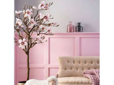 Schneider Kunstbaum H: 160 cm rosa Kunstbäume Kunstpflanzen Wohnaccessoires