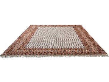 Home affaire Läufer Levin, rechteckig, 12 mm Höhe, Teppichläufer, handgeknüpft, mit Fransen B/L: 80 cm x 250 cm, 1 St. beige Teppichläufer Teppiche und Diele Flur