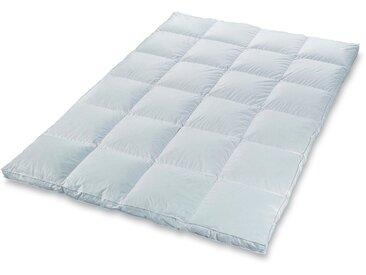 Gänsedaunenbettdecke, True Legend 650, SANDERS OF GERMANY, Füllung: 100% Gänsedaunen weiß, 135x200 cm weiß Daunendecke Bettdecken Bettdecken, Kopfkissen Unterbetten Bettdecke