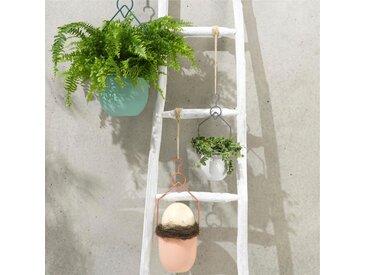 Schneider Blumenampel (Set, 3 Stück) 0, Einheitsgröße bunt Pflanzgefäße Blumenvasen Kleinmöbel Dekohänger