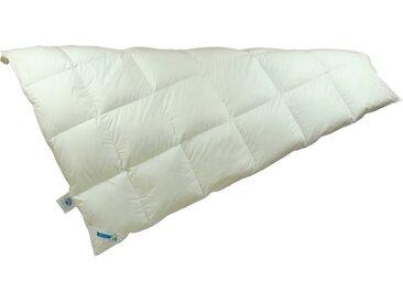 Schäfer Daunenbettdecke Bayern, polarwarm, (1 St.) weiß, 240x220 cm weiß Daunendecke Bettdecken Bettdecken, Kopfkissen Unterbetten Bettdecke
