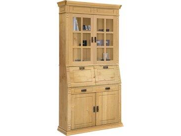 Home affaire Sekretär Vinales B/H/T: 101 cm x 216 38 cm, 1 beige Büromöbel Nachhaltige Möbel