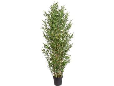 Creativ green Kunstpflanze H: 180 cm grün Künstliche Zimmerpflanzen Kunstpflanzen Wohnaccessoires