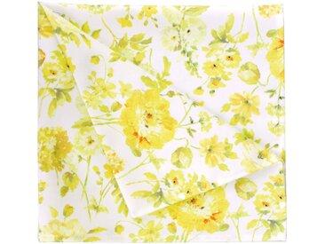 Stoffserviette, 6911 SPRINGTIME, APELT (Set, 4-tlg.) 42x42 cm, Polyester,Baumwolle gelb Stoffservietten Tischwäsche Serviette