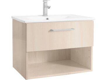 OPTIFIT Waschtisch, Napoli Einheitsgröße beige Badmöbelserien N - Q Badmöbel Waschtische