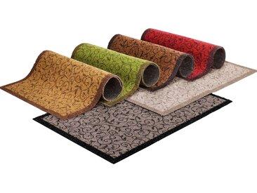Hagemann Schmutzfangmatte 5 90x250 cm braun Fußmatten Sofort lieferbar Diele Flur SOFORT LIEFERBARE Möbel