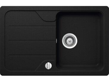 Schock Granitspüle Formhaus Mini ohne Restebecken schwarz Küchenspülen Küche Ordnung
