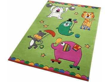 Kinderteppich, Little Artists, SMART KIDS, rechteckig, Höhe 10 mm, handgetuftet