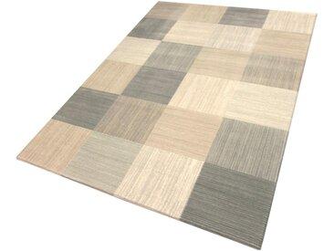 Teppich, Üsküdar 7386, Festival, rechteckig, Höhe 11 mm, maschinell gewebt 6, 200x290 cm, mm grau Kurzflor-Läufer Läufer Bettumrandungen Teppiche