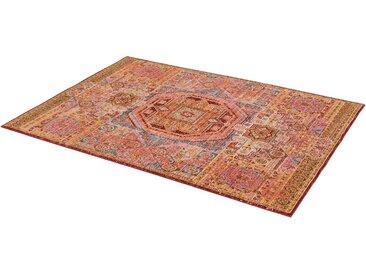 SCHÖNER WOHNEN-Kollektion Teppich Shining 9, rechteckig, 5 mm Höhe, Besonders weich durch Microfaser, Wohnzimmer B/L: 170 cm x 240 cm, 1 St. bunt Esszimmerteppiche Teppiche nach Räumen
