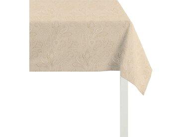 APELT Tischdecke 3313 INDIAN SUMMER, (1 St.) B/L: 150 cm x 250 beige Tischdecken Tischwäsche