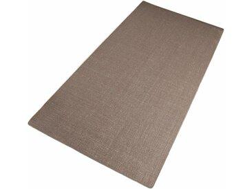 Living Line Sisalteppich Trumpf, rechteckig, 6 mm Höhe, Obermaterial: 100% Sisal, Wohnzimmer 8, 300x400 cm, braun Webteppiche Weitere Teppiche