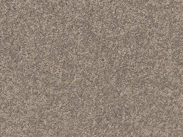 Vorwerk Teppichboden SUPERIOR 1065, rechteckig, 9 mm Höhe, Frisévelours, 400/500 cm Breite B: 400 cm, 1 St. grau Bodenbeläge Bauen Renovieren