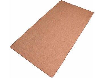 Living Line Sisalteppich Trumpf, rechteckig, 6 mm Höhe, Obermaterial: 100% Sisal, Wohnzimmer 7, 240x360 cm, beige Schlafzimmerteppiche Teppiche nach Räumen