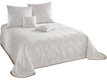 heine home Tagesdecke B/L: 270 cm x 250 beige Kunstfaserdecken Decken