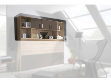 rauch ORANGE Bettaufsatz Albero 212x40x82 cm braun Zubehör für Kleiderschränke Möbel Möbelaufsätze