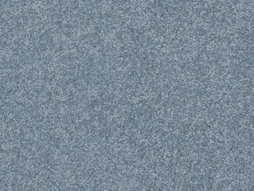 Vorwerk Teppichboden SUPERIOR 1065, rechteckig, 9 mm Höhe, Frisévelours, 400/500 cm Breite B: 500 cm, 1 St. blau Bodenbeläge Bauen Renovieren