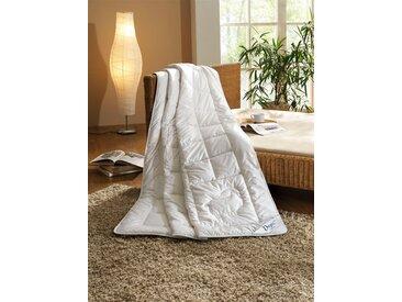 Naturhaarbettdecke, Cashmere Premium, Dreams, Bezug: 100% Baumwolle weiß, 155x220 cm weiß Naturfaser Bettdecke Bettdecken Bettdecken, Kopfkissen Unterbetten