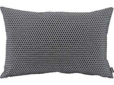 H.O.C.K. Dekokissen Miss Dots Kissen, mit Punkten B/L: 40 cm x 60 cm, 1 St. schwarz gemustert Kissen