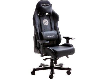DXRacer Gaming Chair 0, Einheitsgröße schwarz Drehstühle Bürostühle Büromöbel Stühle