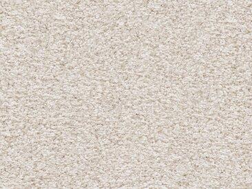 Vorwerk Teppichboden EXCLUSIVE 1066, rechteckig, 13 mm Höhe, Soft-Frisévelours, 400 cm Breite B: cm, 1 St. weiß Bodenbeläge Bauen Renovieren