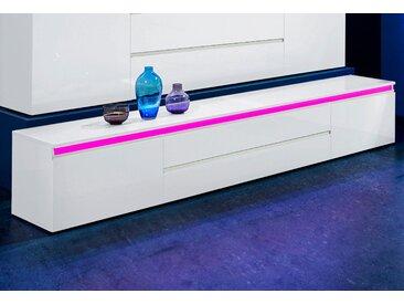 Tecnos Lowboard Magic Einheitsgröße weiß TV-Schränke Schränke Nachhaltige Möbel Sideboards