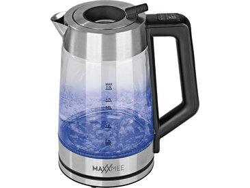 MAXXMEE Wasserkocher Smart Deckel, 2 l, 2200 W Einheitsgröße silberfarben SOFORT LIEFERBARE Haushaltsgeräte