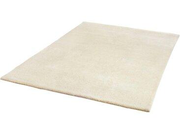 Dekowe Wollteppich Batul, rechteckig, 25 mm Höhe, Berber, handgeknüpft, reine Wolle, Wohnzimmer 6, 200x300 cm, beige Schlafzimmerteppiche Teppiche nach Räumen