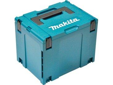 Makita Werkzeugkoffer MAKPAC Gr. 4 821552-6, unbefüllt, BxHxT: 29,5x32x39,5 cm B/H/T: 29,5 x 32 39,5 blau Profi-Werkzeug Werkzeug Maschinen