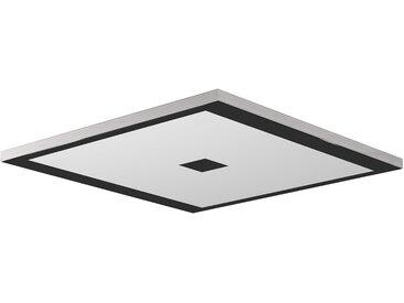 EVOTEC LED Deckenleuchte ZEN, LED-Board, Neutralweiß-Tageslichtweiß-Warmweiß-Kaltweiß, Deckenlampe H:1,8 cm schwarz Deckenleuchten LED-Lampen und LED-Leuchten Lampen Leuchten