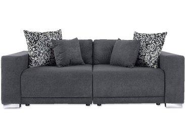 COLLECTION AB Big-Sofa 0, Microfaser PRIMABELLE®, 217 cm, L grau Big Sofas XXL Couches