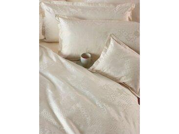 Bettbezug Culture CB1882 (1 Stck.) 1x 200x200 cm, Mako-Brokat-Satin beige Baumwollbettwäsche Bettwäsche nach Material Bettwäsche, Bettlaken und Betttücher Bettbezüge