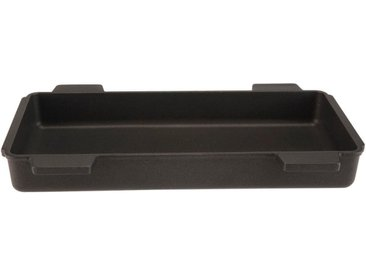 SKK Auflaufform Serie 7, Aluguss 53x32 cm schwarz Auflaufformen Kochen Backen Haushaltswaren