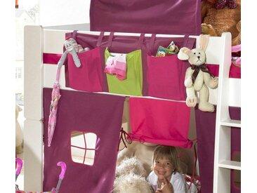 STEENS Spieltunnel FOR KIDS / 93 cm rosa Spielzelt Outdoor-Spielzeug