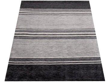 Teppich, Gabbeh 307, Paco Home, rechteckig, Höhe 14 mm, handgewebt