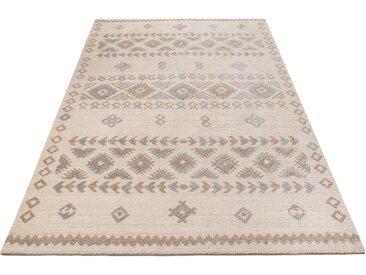 Home affaire Teppich Amara, rechteckig, 14 mm Höhe, in Berber-Optik, Wohnzimmer 6, 200x300 cm, beige Schlafzimmerteppiche Teppiche nach Räumen