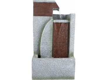 Home affaire Allwetter Brunnen Niagara Einheitsgröße grau Deko-Objekte Figuren Skulpturen Wohnaccessoires Dekoratives