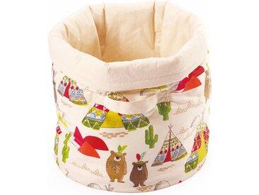 Käthe Kruse Aufbewahrungsbox Bärenland Spielzeugtasche bunt Ab Geburt Altersempfehlung