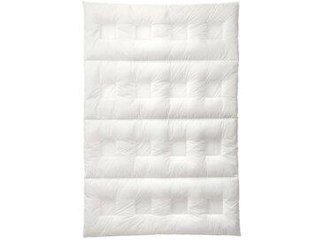 Gänsedaunenbettdecke, ClimaBalance, SANDERS OF GERMANY, Füllung: 100% Gänsedaunen weiß, 200x135 cm weiß Daunendecke Bettdecken Bettdecken, Kopfkissen Unterbetten Bettdecke