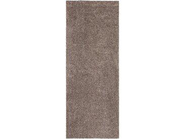 Andiamo Fußmatte Samson, rechteckig, 5 mm Höhe, Schmutzfangmatte, In- und Outdoor geeignet, waschbar B/L: 67 cm x 180 cm, 1 St. grau Schmutzfangläufer Läufer Bettumrandungen Teppiche