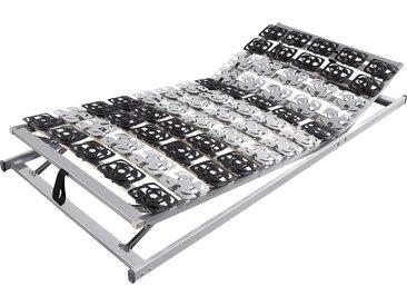 BeCo EXCLUSIV Tellerlattenrost Flex Modul, (1 St.), mit 4-fach Module B/L: 100 cm x 200 cm, 120 kg mehrfarbig Lattenroste 80x190 nach Größen