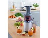 KENWOOD Slow Juicer JMP 600 SI, 150 W Einheitsgröße silberfarben Küchenkleingeräte SOFORT LIEFERBARE Haushaltsgeräte