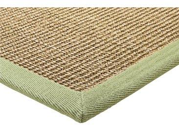 Sisalteppich Sisal 4, ca. 170/230 cm grün Schlafzimmerteppiche Teppiche nach Räumen