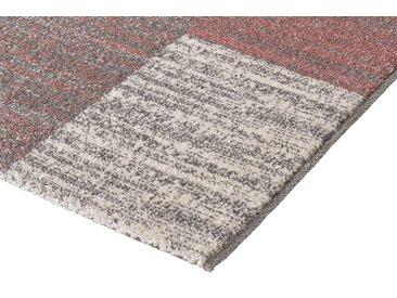 Teppich in Pastellfarben 7, ca. 80/270 cm, (Läufer) rosa Webteppiche Weitere Teppiche
