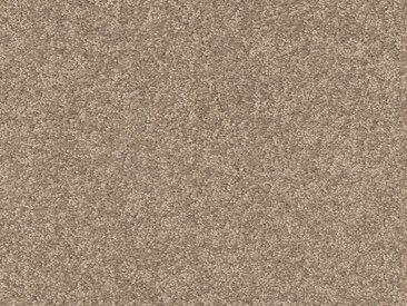 Vorwerk Teppichboden SUPERIOR 1065, rechteckig, 9 mm Höhe, Frisévelours, 400/500 cm Breite B: 500 cm, 1 St. braun Bodenbeläge Bauen Renovieren