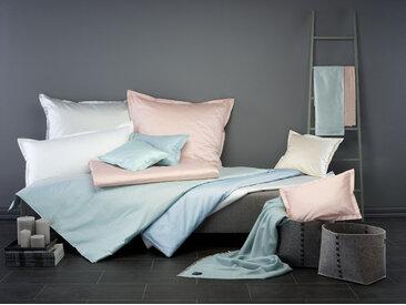 CB1882 Bettbezug Uni, (1 St.), Uni B/L: 200 cm x weiß Bettwäsche Bettwäsche, Bettlaken und Betttücher Nachhaltige Heimtextilien